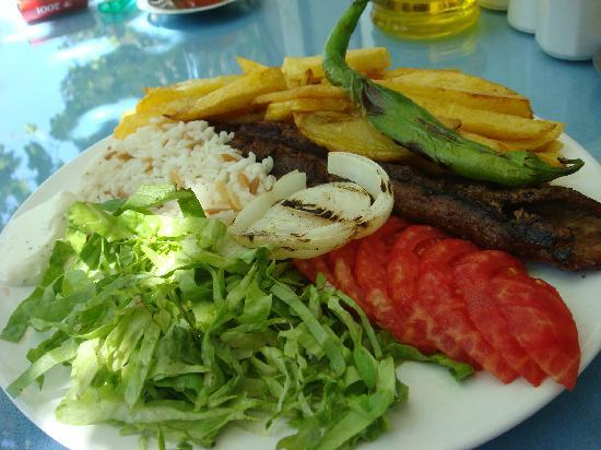Adana kebab picture of mehmet and ali baba kebab house for Ali baba s middle eastern cuisine