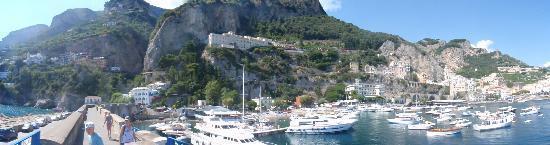 Coast Road : Amalfi Italy