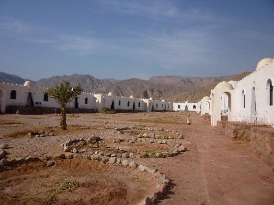 Süd-Sinai, Ägypten: Hotel, neuerer Teil