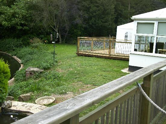 The Eiders Bed and Breakfast: another view from room 2