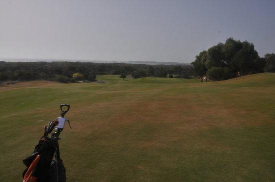 Golf d'Essaouira Mogador : vue du 17