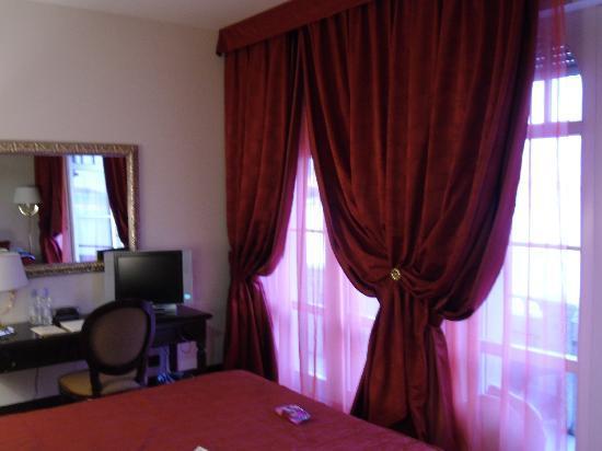 รับ, โครเอเชีย: habitación 205