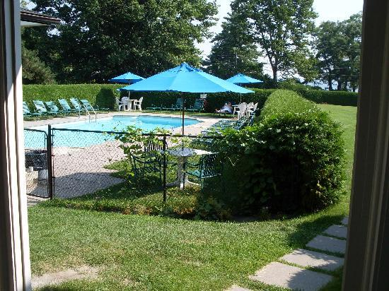The Briars: 2 outdoor pools