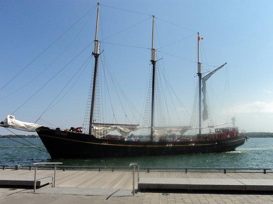 Tallship Cruises : On board Kajama - Jul. 30th/10