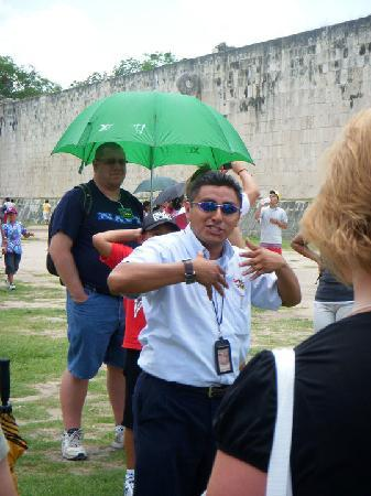 "MexicoAdventourist.com: The BEST tour guide ever, ""Josue""."