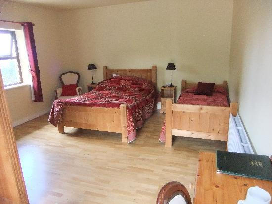 Kerry Ocean Lodge: Great spacious and clean room