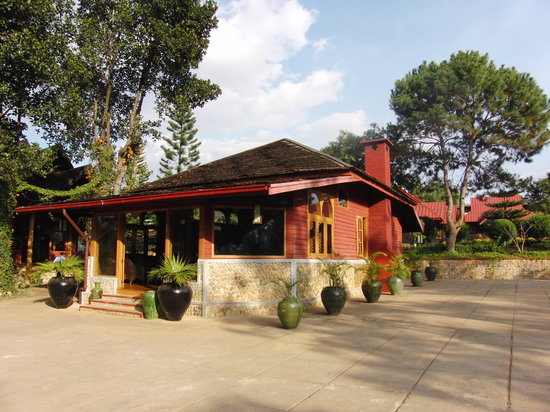 Pindaya Inle Inn : Rezeption