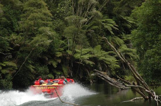 Spring Loaded Adventures: Kaituna Jet - Spectacular