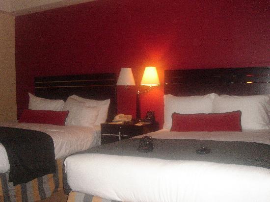 هيلتون أورينجتون / إفانستون: Very Comfortable Beds