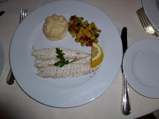 La Masseria: Sea Bass