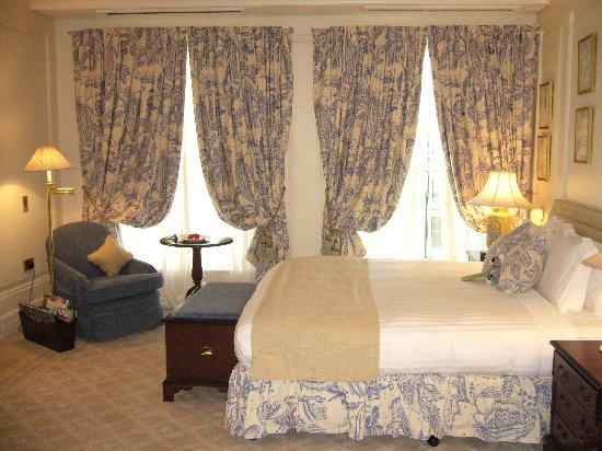 The Langham, Sydney: hotel room