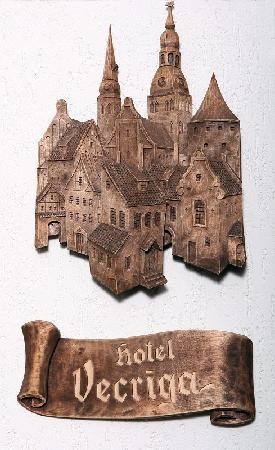 Old Riga Hotel Vecriga : Interior