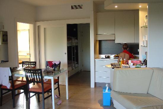 Santa Giulia, Francia: cuisine et repas