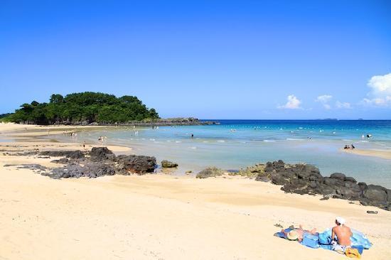 Ohama Beach: コメントを入力してください (必須)