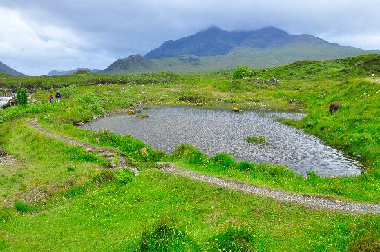Carters Rest Guesthouse : Incredible views around the area