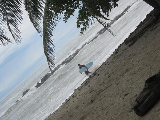 Ranchos Itauna: surfers' paradise