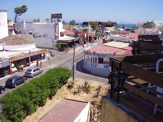 Hotel da Aldeia: vista diurna desde la habitacion