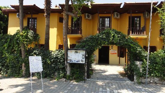 BinKaya Hotel: Hotel BinKaya