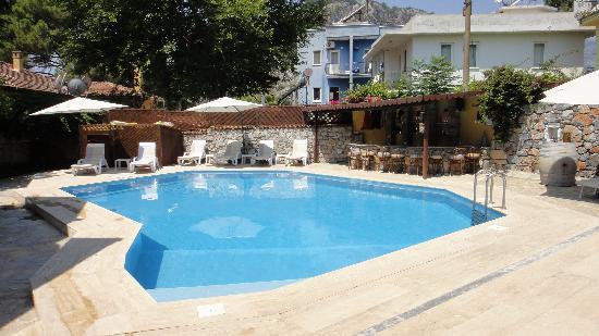 BinKaya Hotel: at Pool