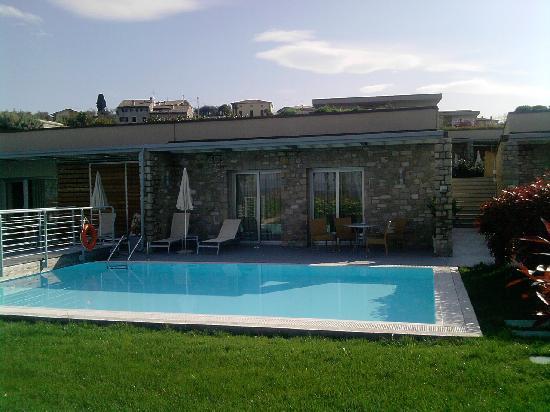 Parc Hotel Germano Suites & Apartments: appartamento con piscina privata