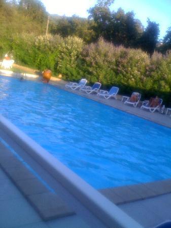 Arcu di Sole Hotel : piscine a 30 degrès