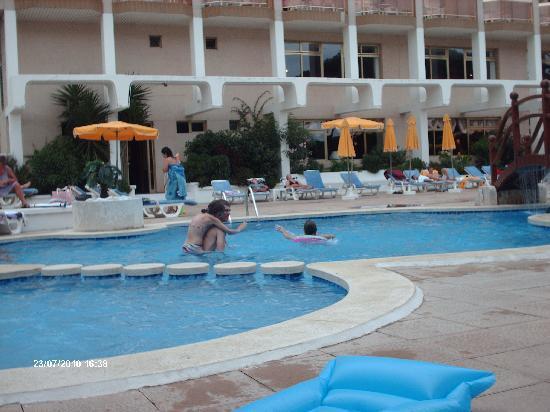 Hotel & Spa Beverly Park: la piscine