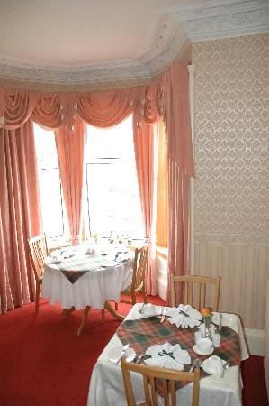 Beechgrove Guest House: dining