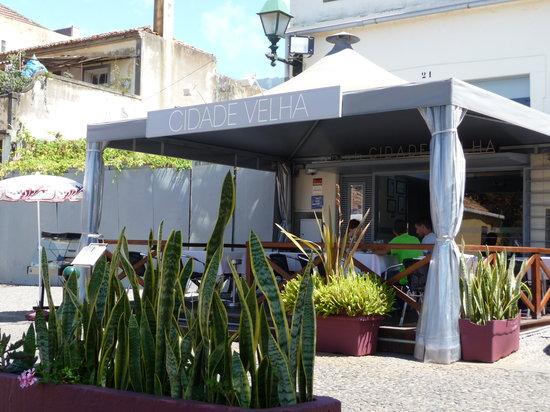 Cidade Velha : the restaurant