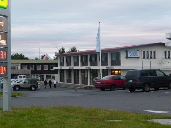 Hotel Hella: The hotel