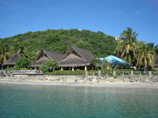 Tamarind Beach Hotel & Yacht Club: View of the Restaurant