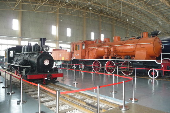 ‪China Railway Museum Dongjiao‬