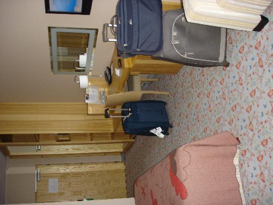 Hotel Euroopa: habitación