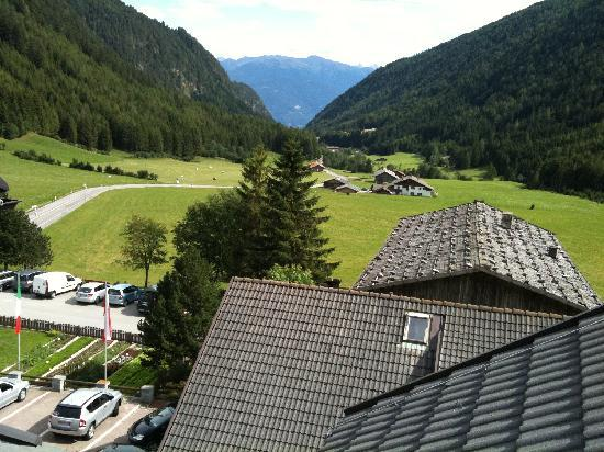 Hotel Masl: Vista dalla nostra camera