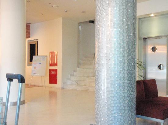 Kaningos 21 Hotel: lobby