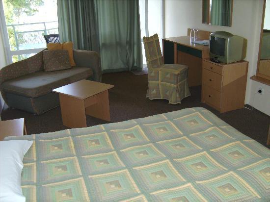 Club Calimera Sunny Beach: Doppelzimmer Hotel Zvete