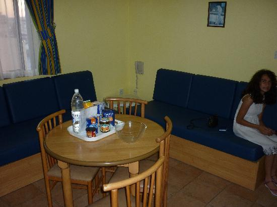 Sunseeker Holiday Complex: Dining room