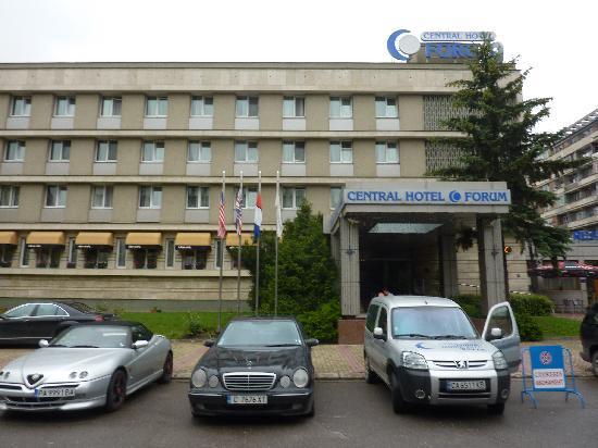 Forum Hotel : Hotel