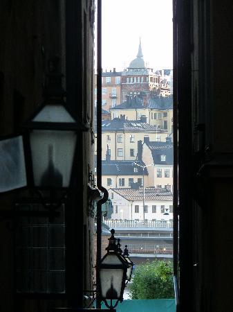 Estocolmo, Suécia: gamla stan
