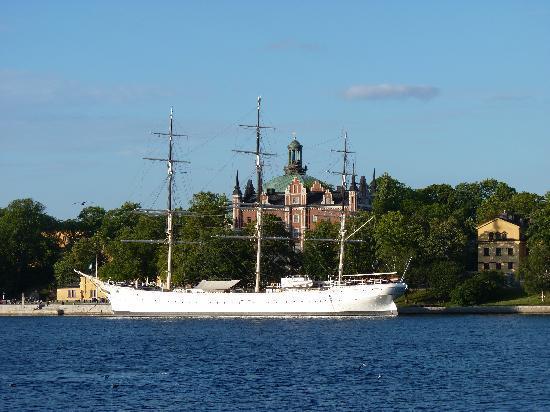 Stockholm, Sverige: djurgarden
