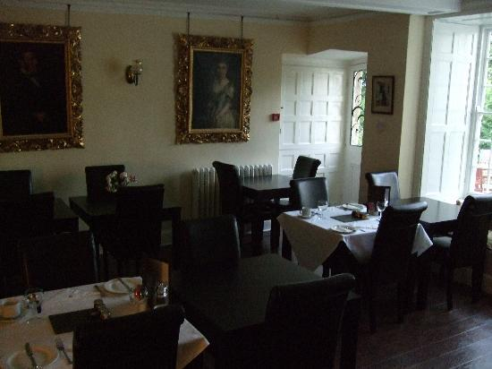 Plas Dinas Country House: Breakfast room