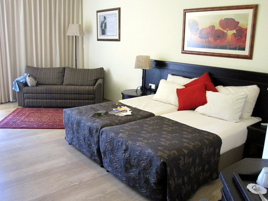 Pastoral Hotel - Kfar Blum: Room at Kfar Blum
