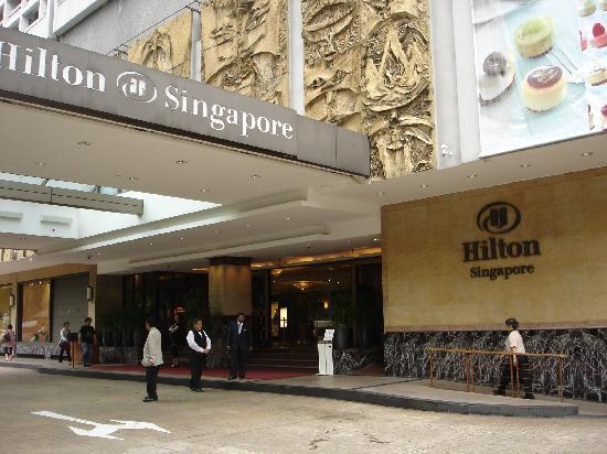 zum halben Preis bekommen - Hilton Singapore Pictures ...