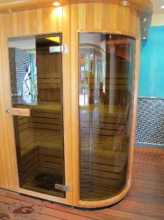 Palmira Paradis Hotel: le sauna
