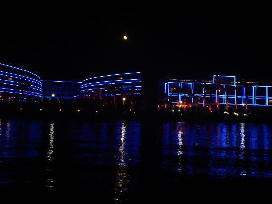 Grand Park Bodrum: hotel la nuit