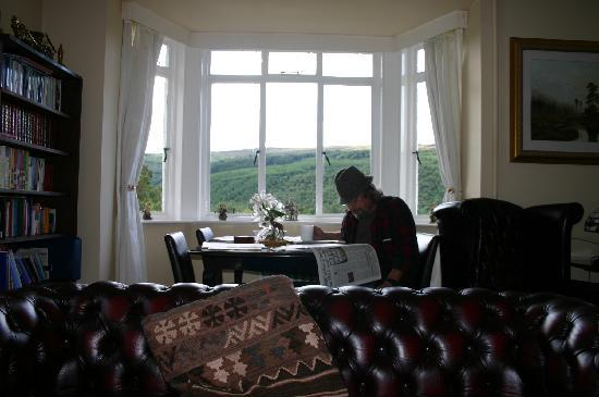 Glenurquhart House Hotel : A Place To Relax