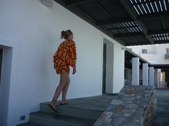 Anemi Hotel: in the hotel