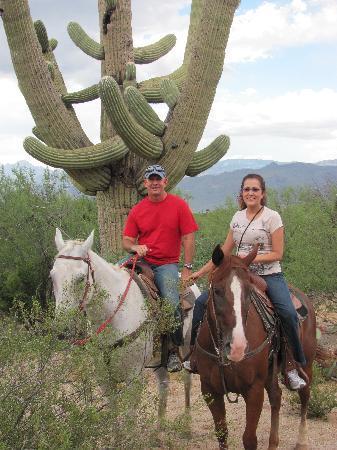 Houston's Horseback Riding: Photo Op