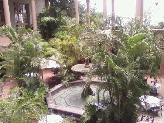 The Biltmore Hotel Miami Coral Gables: loggia