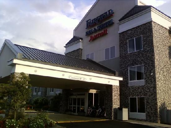 Fairfield Inn & Suites Boone: The Hotel