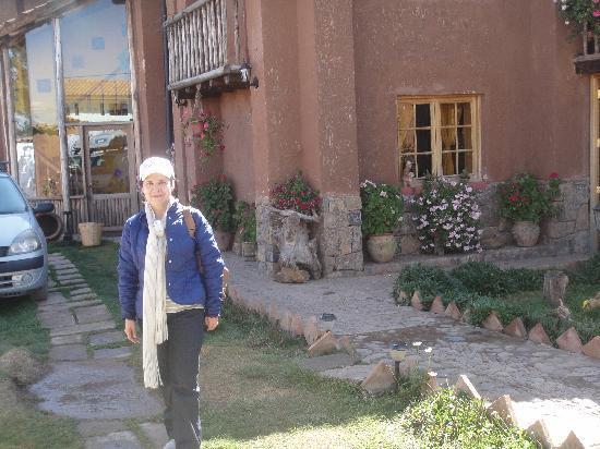 La Casa de Barro Lodge & Restaurant: La casa de barro_gardens_building